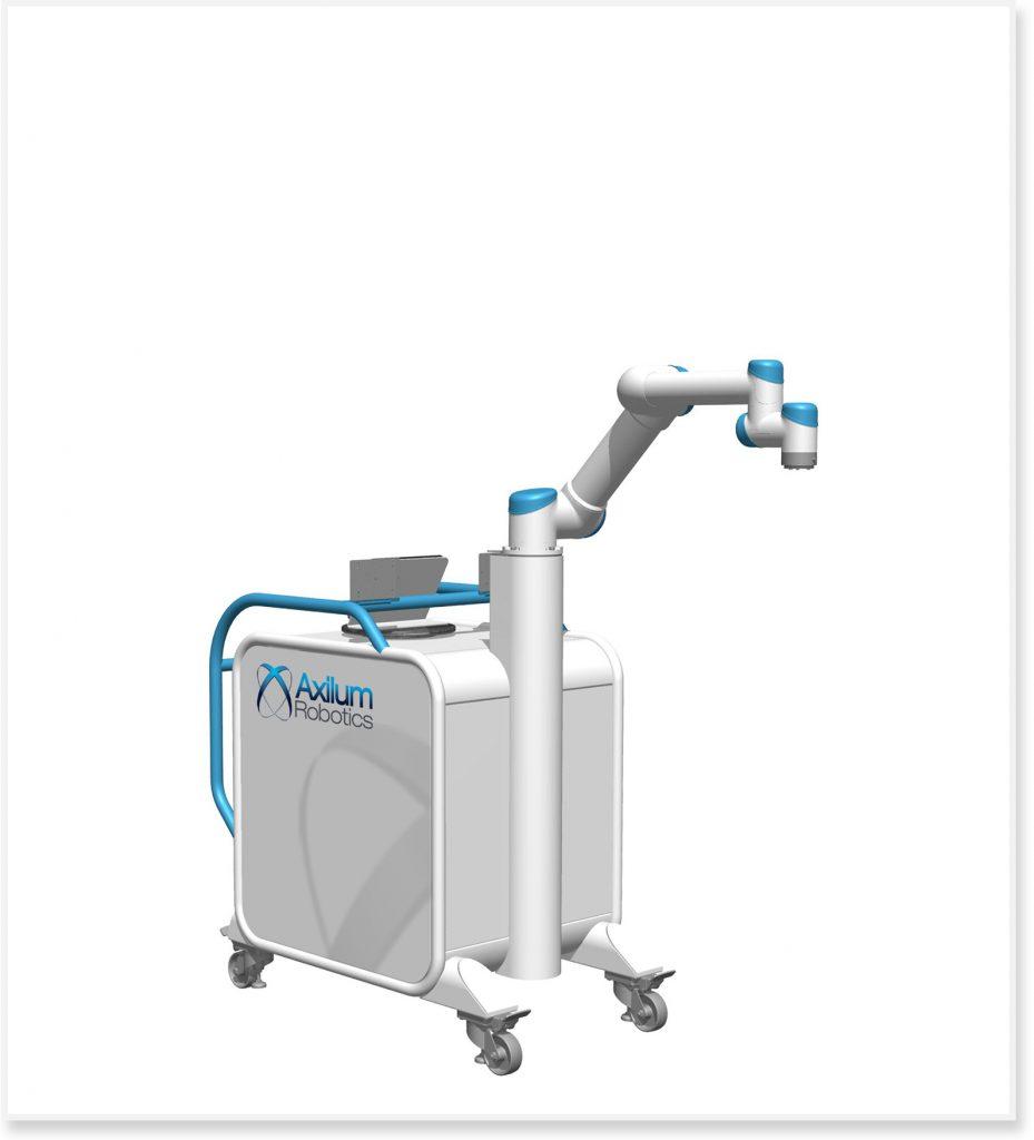 Axilum Robotics TMS-Cobot