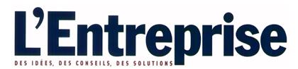 Article dans le magazine L'Entreprise, numéro de juillet-août 2012 – Strasbourg dessine les thérapies du futur