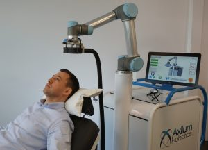 Axilum Robotics announces U.S. FDA 510(k) clearance for TMS-Cobot