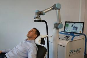 Article dans les Dernières Nouvelles d'Alsace du 9 mars 2019 – Axilum Robotics à l'assaut du marché américain